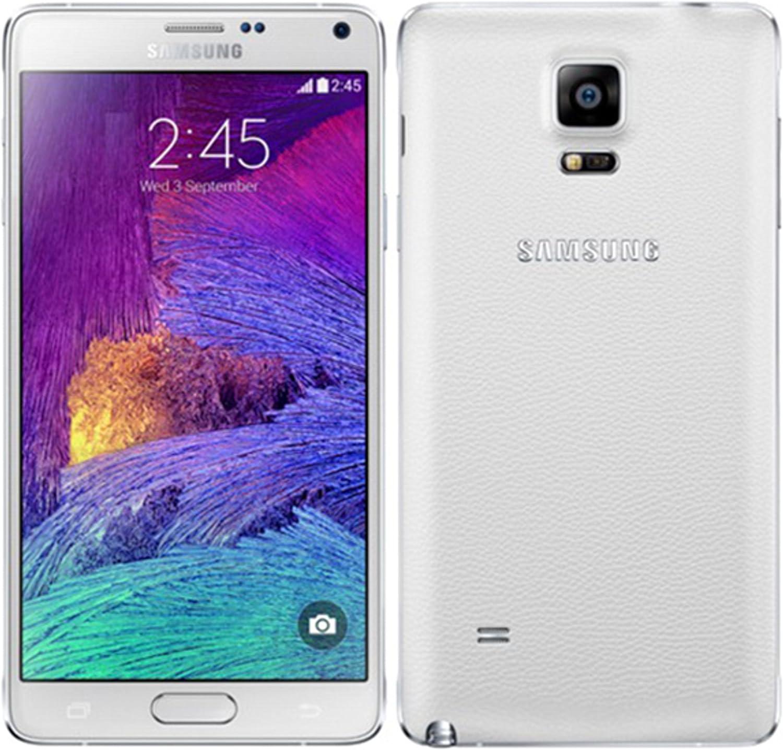 samsung galaxy note 4 n910c 32gb unlocked gsm 4g lte smartphone frost white international version