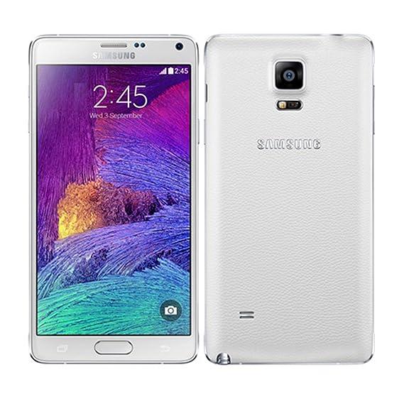 Samsung Galaxy Note 4 N910C Unlocked Cellphone, 32GB, Frost White