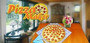 Pizza Maker! by Crazy Cats Media
