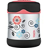 Thermos 4014.101.029alimentaire isotherme Junior, 0,29l, acier inoxydable, Poppy Patch