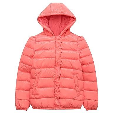 74ef3dcf9c72 Amazon.com  Richie House Little Girls  winter padding jacket with ...