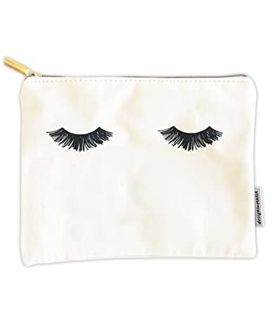 Image Unavailable. Image not available for. Color  Hello Gorgeous Cosmetic  Makeup Bag - Eyelashes ... 24e27c1567