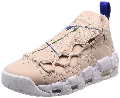 More Leder Nike Money Schuhe in Frau beige Turnschuhe AO1749 n8OPwk0NX