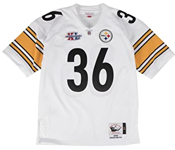 san francisco 918f9 1d39b Mitchell & Ness Jerome Bettis Authentic Jersey 2005 Pittsburgh Steelers