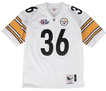 a7b72a04693 Mitchell   Ness Jerome Bettis Authentic Jersey 2005 Pittsburgh Steelers  (Small)