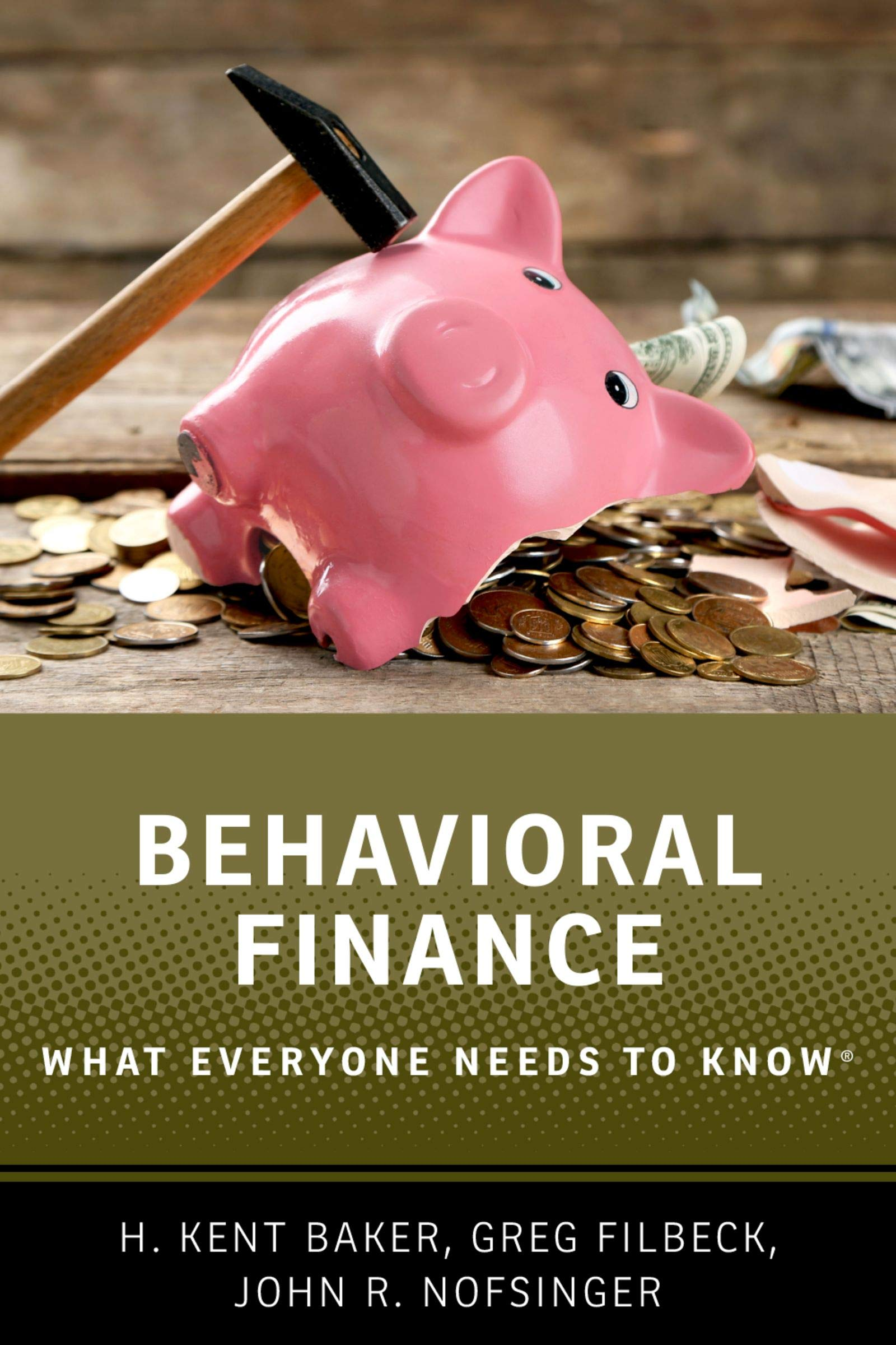 Behavioral Finance  What Everyone Needs To Know®  English Edition