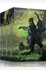 Legends of Windemere Fantasy Series Bundle #2: (Contains Books 4-6)