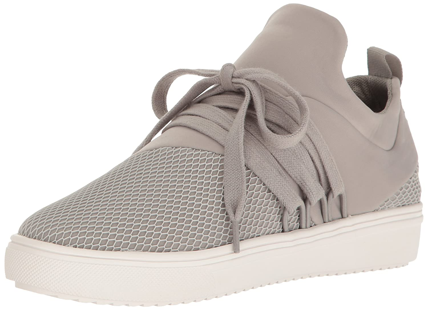 Steve Madden Women's Lancer Fashion Sneaker B06XHTJB2V 8.5 B(M) US|Grey