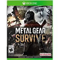 Amazon.com deals on Metal Gear Survive Xbox One