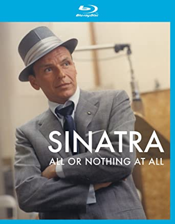 5fb828f13 Amazon.com: All Or Nothing At All [2 Blu-ray]: Frank Sinatra: Movies ...