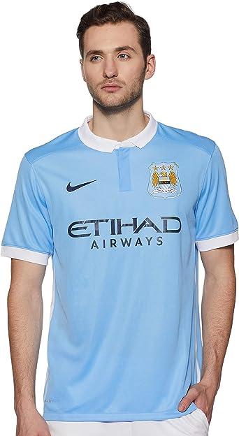 Nike Mens Manchester City Home Stadium