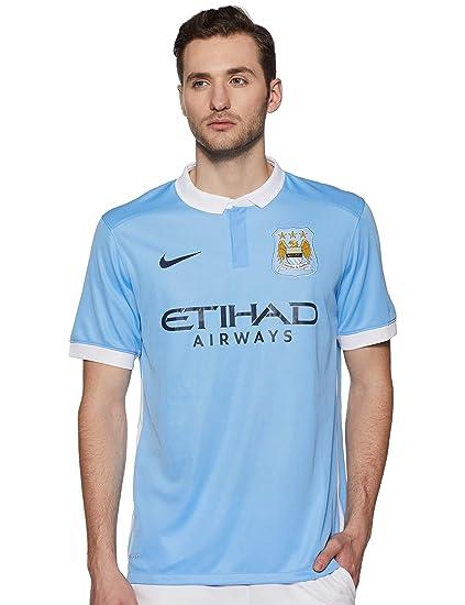f48e18daf Nike Manchester City Home Stadium 2015 2016 - Camiseta Oficial