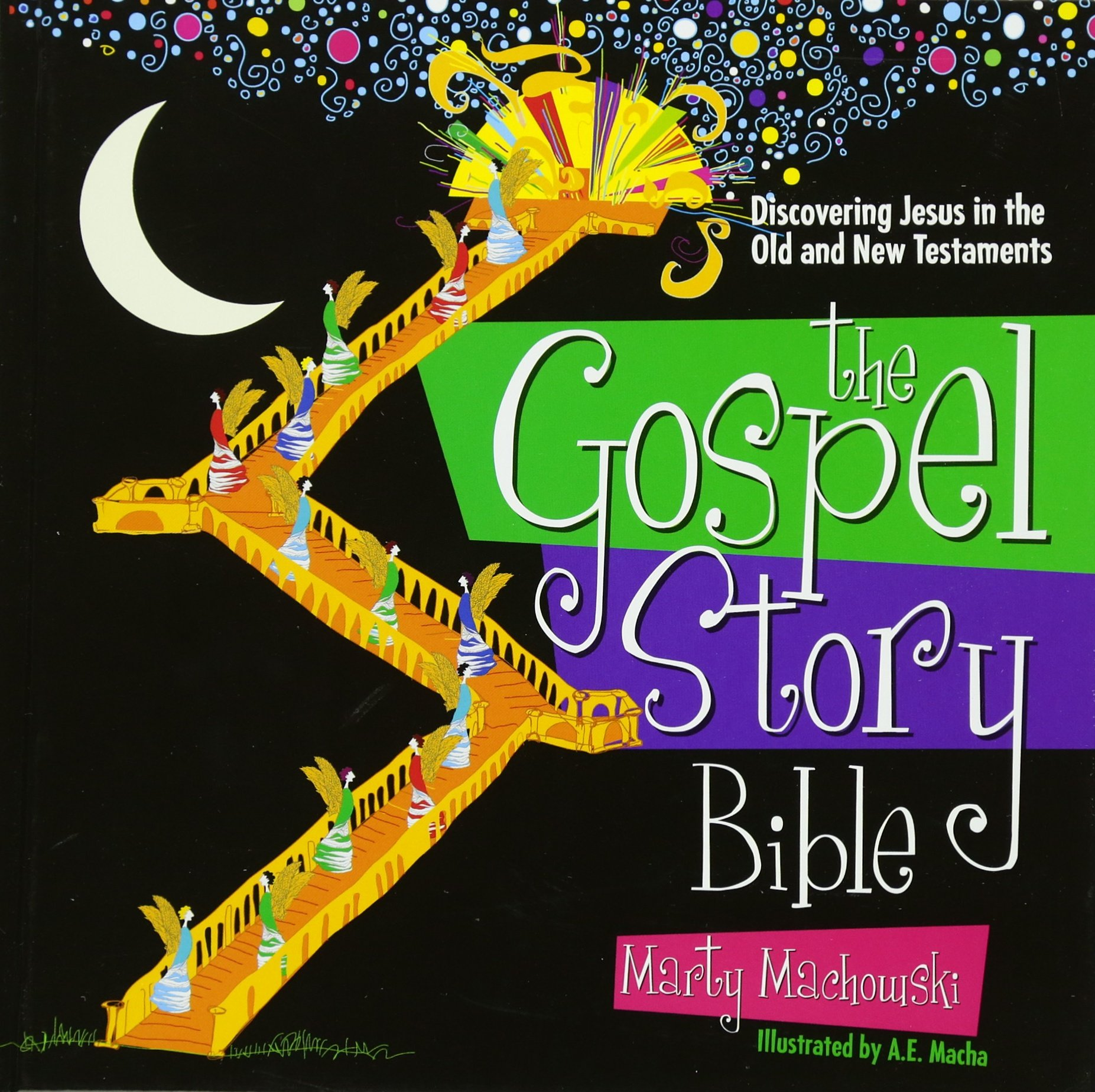 Read Online The Gospel Story Bible: Discovering Jesus in the Old and New Testaments ebook