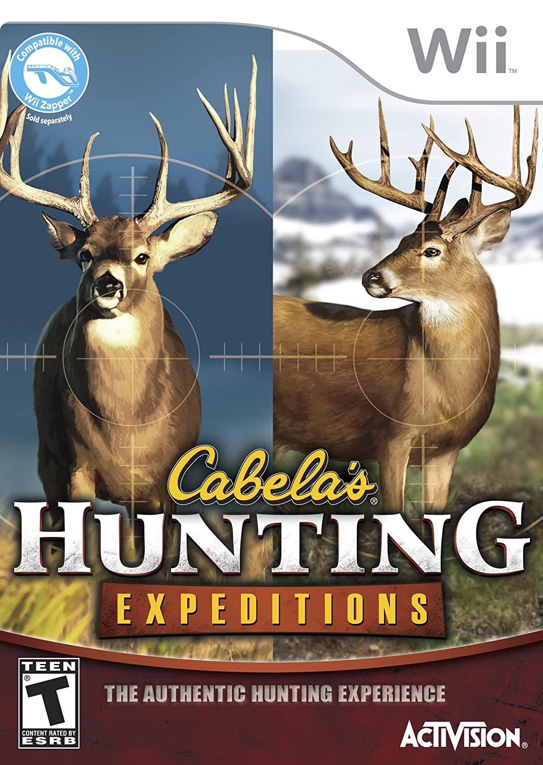 Cabelas Hunting Expeditions - Wii: Wii: Computer and Video