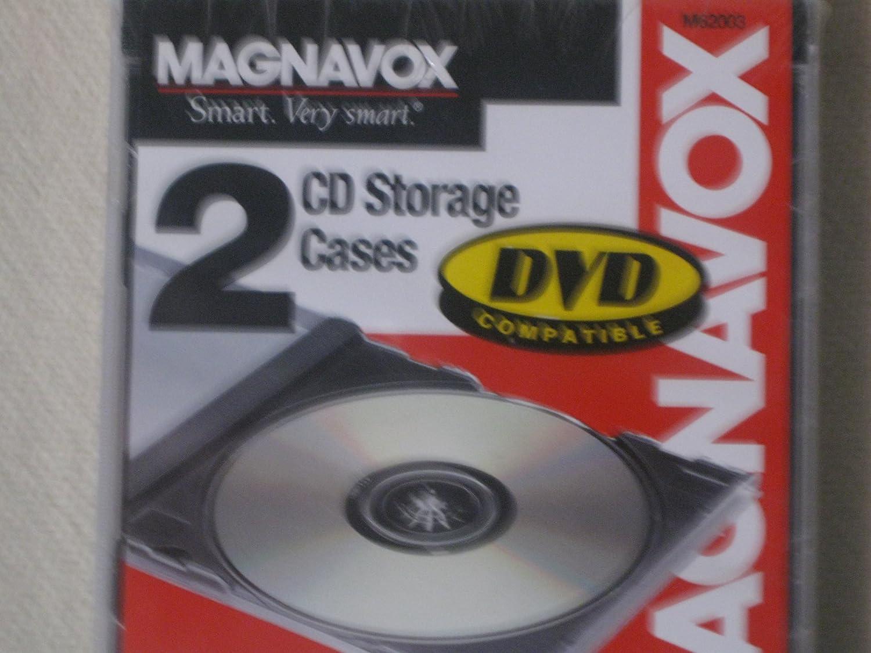 2 Cd Storage Cases