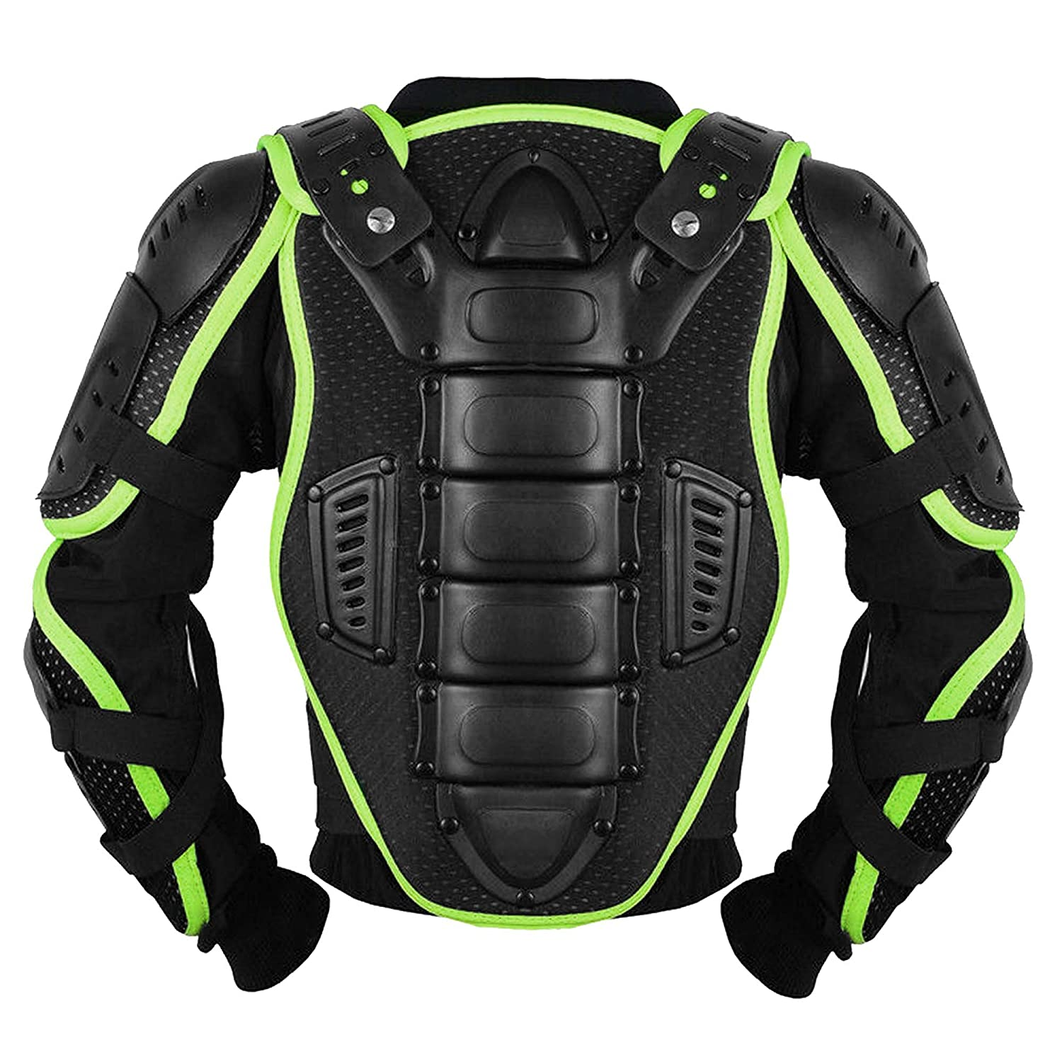 Mountain Cycling PROFIRST Kids Childrens Body Armour Motocross Motorbike Motorcyle Protection Jacket Motorcycle Body Guard CE Approved