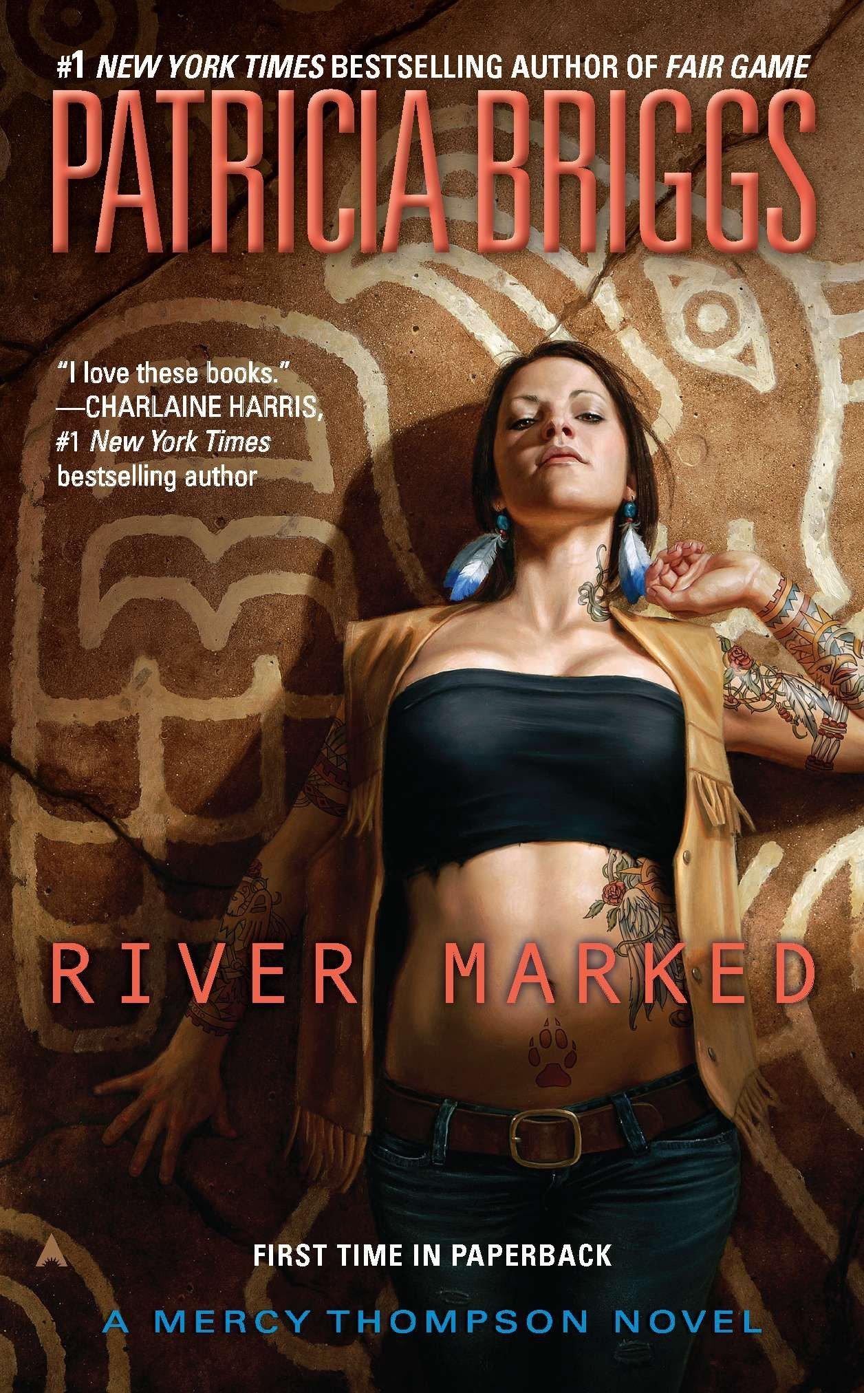 River Marked (Mercy Thompson, Book 6) (A Mercy Thompson Novel) pdf epub