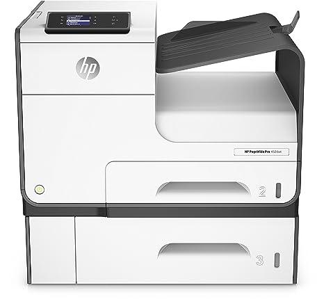 HP Impresora y bandeja PageWide Pro 452dwt - Impresora de tinta ...