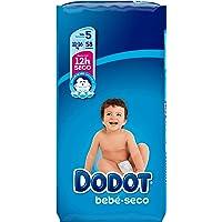 Dodot Bebé-Seco Pañales Talla 5, con Canales