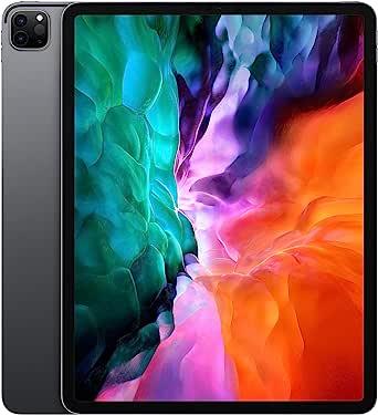 2020 Apple iPad Pro (de 12,9Pulgadas, con Wi-Fi y 128GB) - Gris Espacial (4.ªgeneración)
