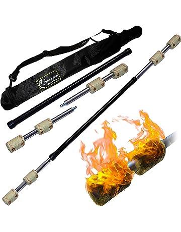 Fire Staffs: