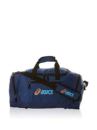 065a5bebde16f ASICS Bolsa de Deporte Medium Duffle Azul Única  Amazon.es  Deportes ...