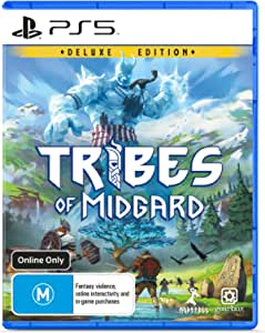 Tribes of Midgard: Deluxe Edition - PlayStation 5