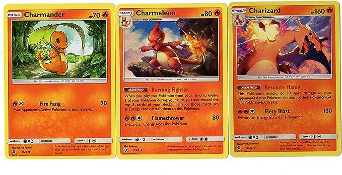 3//70 Pokemon TCG Card Charizard Holo Rare