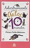 ÇAdiestramiento para gatos en 10 minutos (Animales de Compañía)