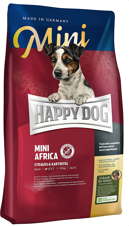 Happy Dog Mini Africa Comida para Perros - 4000 gr