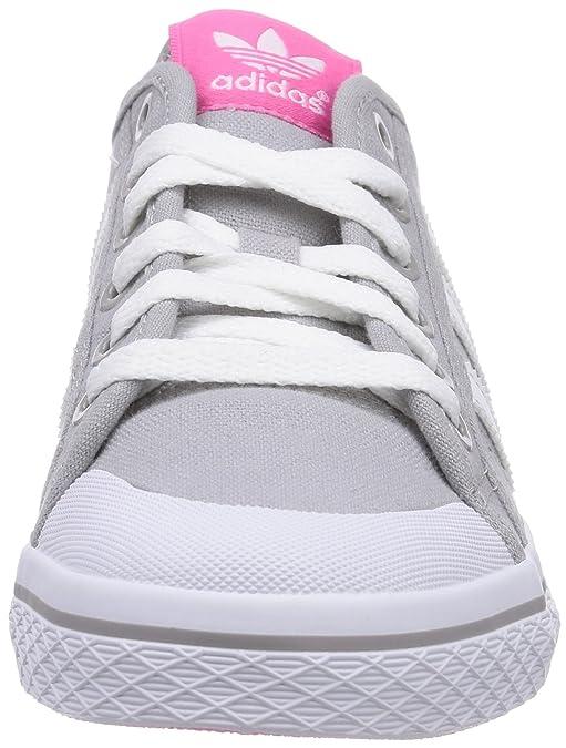 adidas Originals Honey Low, Damen Sneakers, Grau (Mgh Solid Grey Ftwr  White Semi Solar Pink), 36 2 3 EU (4 Damen UK)  Amazon.de  Schuhe    Handtaschen 46bbac134d