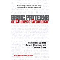 Basic Patterns of Chinese Grammar: A Student's Guide to Correct Structures and Common Errors (English Edition)