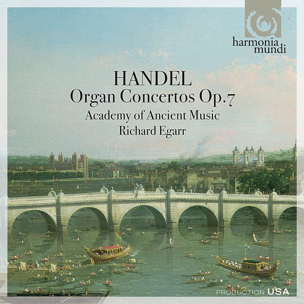 Organ Concertos Op. 7 (Hybr)