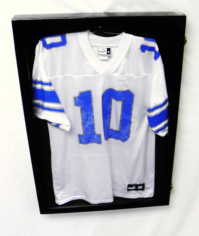 Amazon.com : Football Jersey Display Case 30BJ 98% UV Protection ...