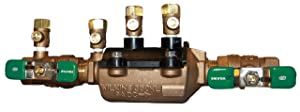 "Zurn 34-350XL Lead Free Double Check Valve Assembly, 3/4"" FNPT, Bronze"