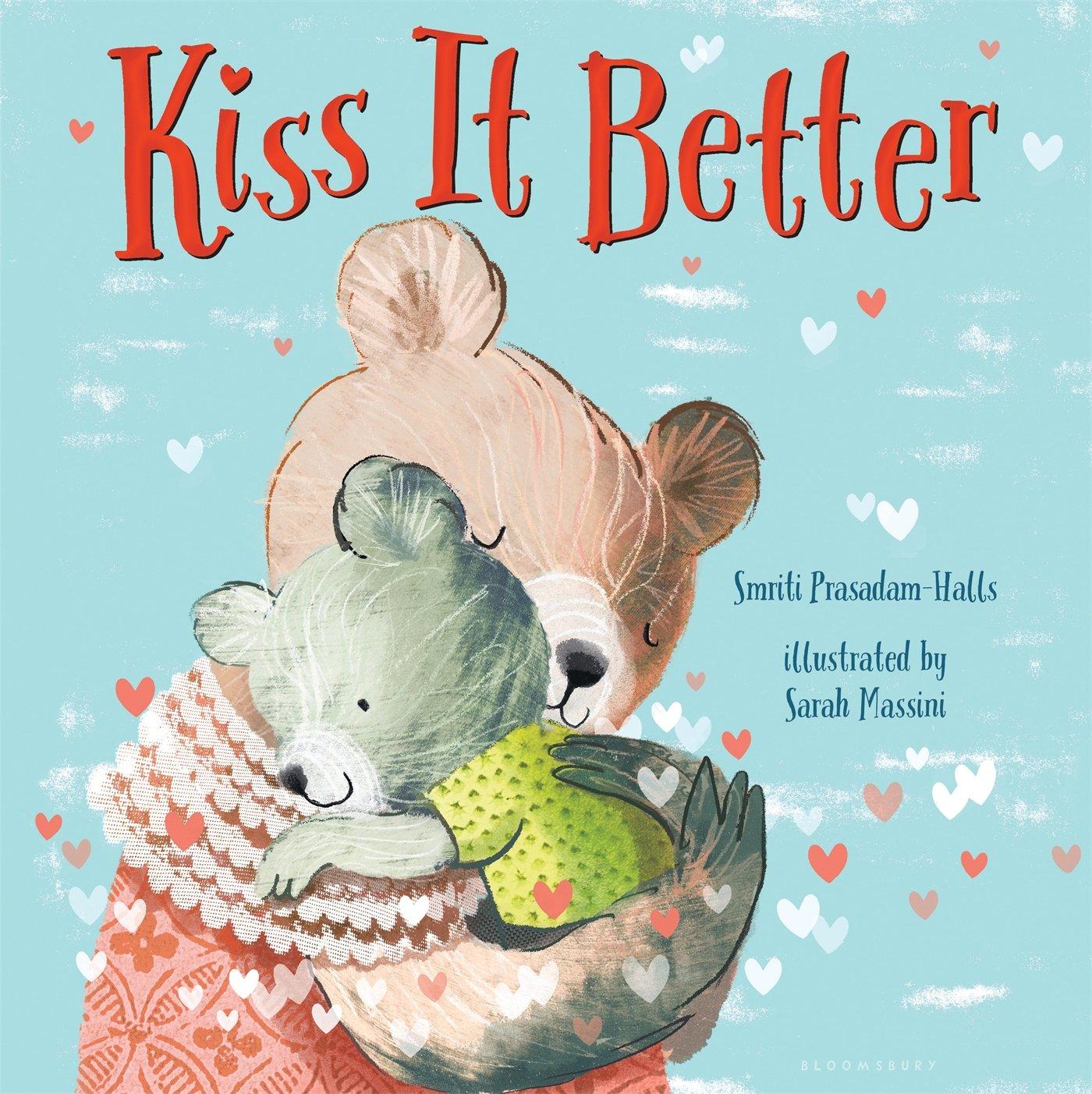 Kiss It Better (padded board book) pdf epub