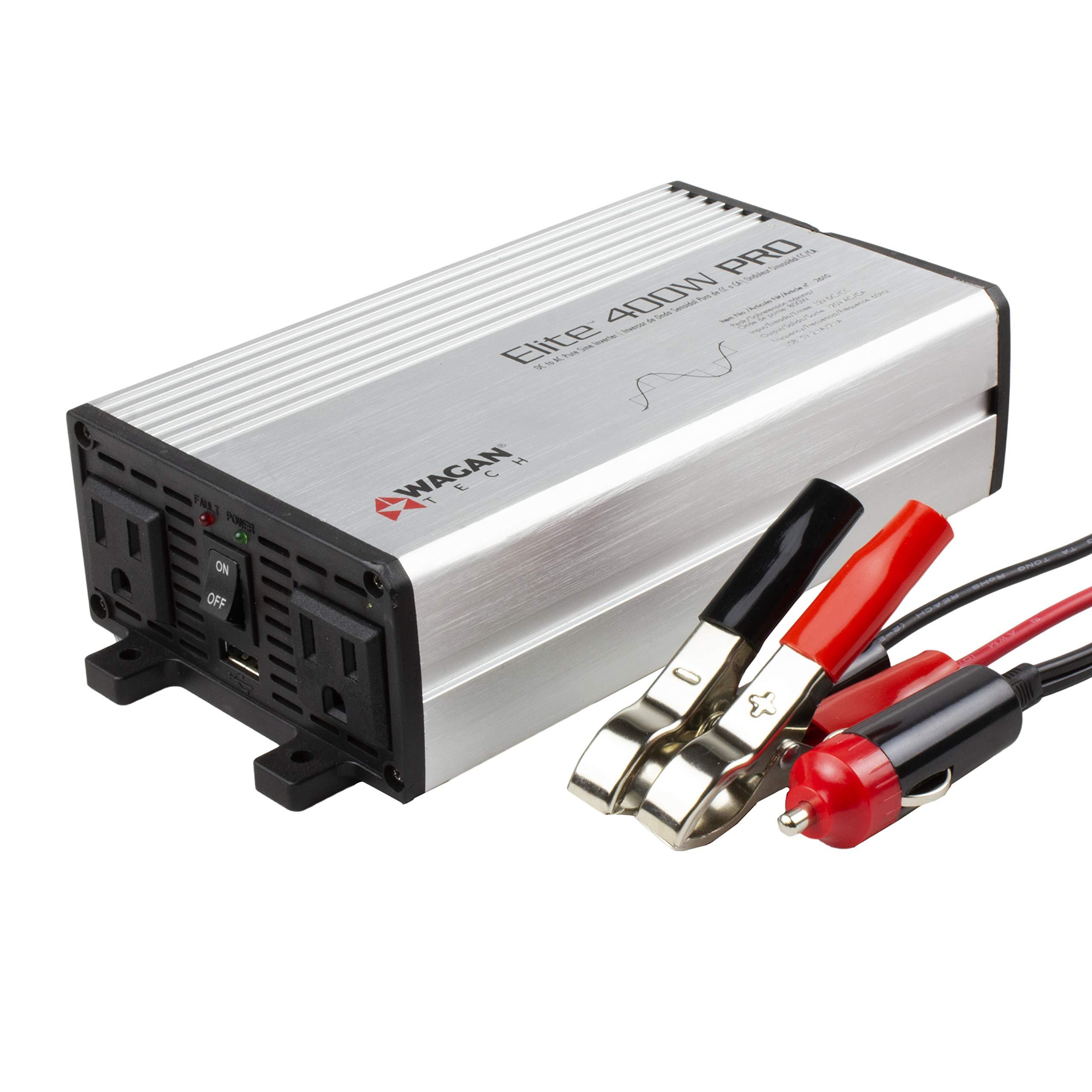 ELITE 400W PRO PSW Pure Sine Wave Power Inverter