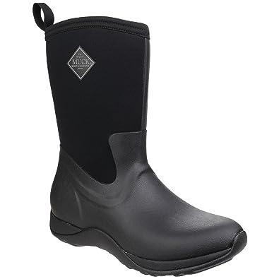Muck Boots Arctic Sport Black - Chaussures Bottes de pluie