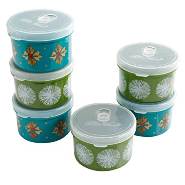 The Pioneer Woman Container Set (Round 13-ounce - Set of 6)