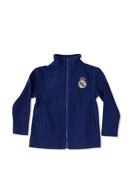 Real Madrid Forro Polar Azul 8 años (128 cm)