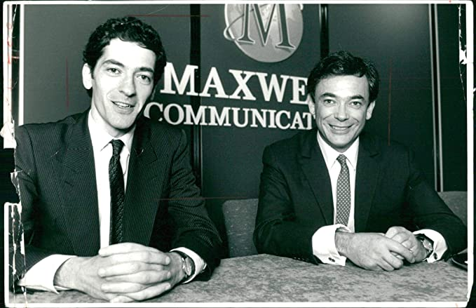 Maxwell and ian