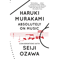 Absolutely on Music: Conversations book cover