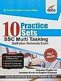10 Practice Sets SSC Multi Tasking Staff (Non-Technical) Exam