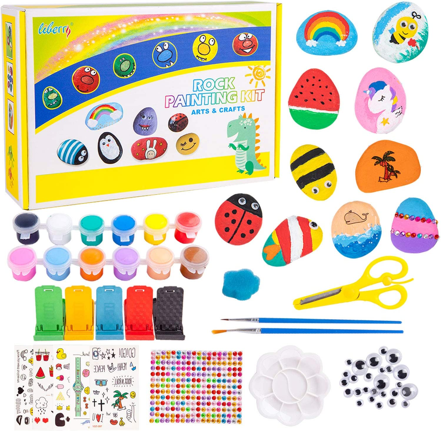 50% Off Coupon – Rock Painting Kit for Kids