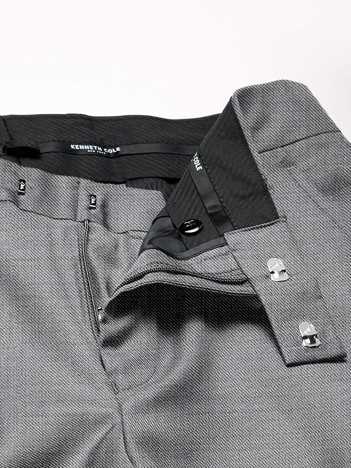 Kenneth Cole New York Mens Performance Wool Suit Separates-Custom Jacket and Pant Selection