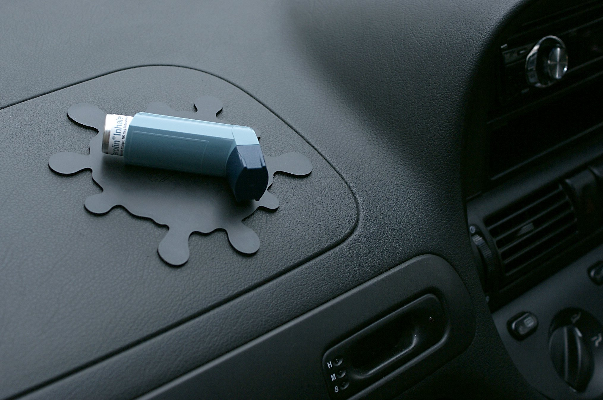 YiKaSin Small Anti-slip Silicone Car Dashboard Magic Sticky Pad Anti Slip Mat Car Dashboard Adhesive Mat for Glasses Keys 13 * 7cm Coins