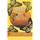 Den of Uncles: Book Five, a Meg Miller Cozy Mystery (Meg Miller Cozy Mystery Series 5)