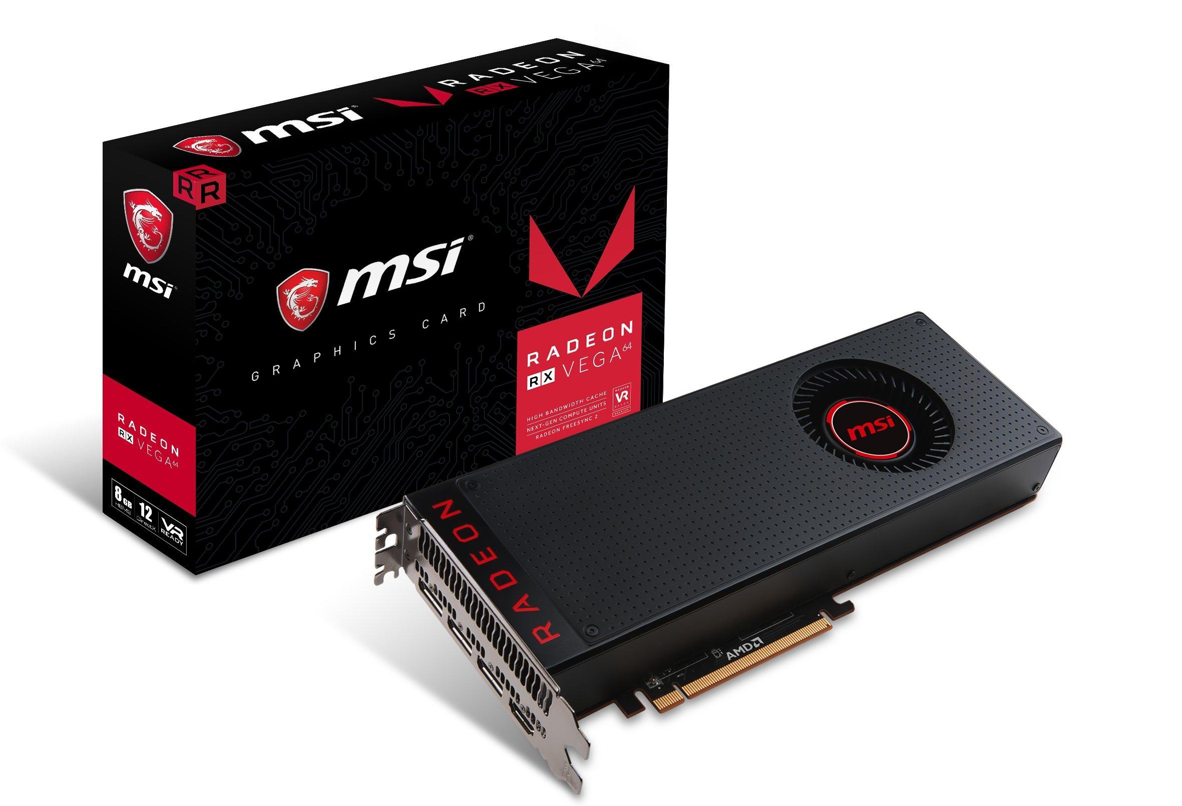MSI NVIDIA Graphics Card v803-870r