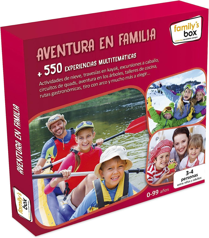 family box aventura en familia