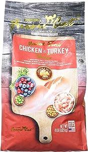 Fussie Cat Market Fresh Chicken & Turkey Dry Cat Food Recipe, 4 lb. Bag, Fast Delivery, by Just Jak's Pet Market